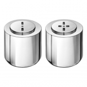 OH De Christofle Salt & Pepper