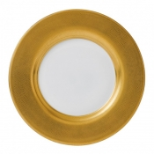 Wedgwood Pure Gold Dinner Plate - 11""