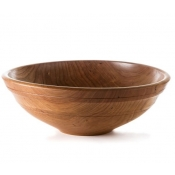 Andrew Pearce Willoughby Bowl / Cherry -17""