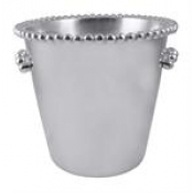Mariposa Pearled Ice Bucket / Wine Chiller