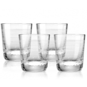 Rosenthal Loft Double Old Fashion Glass - Set 4
