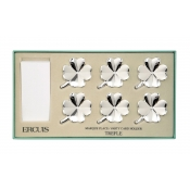 Clover Name Card Holders