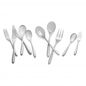 Nambe Bend 45 Piece Set - Service for 8