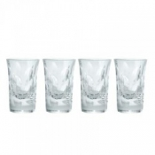 Cluny Vodka Glasses Gift Box of 4