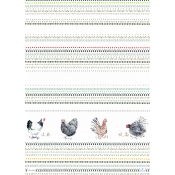 Tea Towels - Set 4