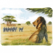 Safari Safari Acrylic Serving Tray - Small