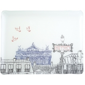 Gien Ca C'Est Paris! Acrylic Tray - Small