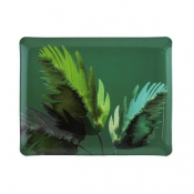 Gien Jardins Extraordinaires Acrylic Serving Tray Small