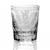 William Yeoward Fern Double Old Fashion Tumbler