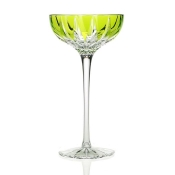 Tall Coupe Cocktail - Green