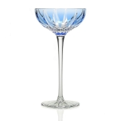 Tall Coupe Cocktail - Blue
