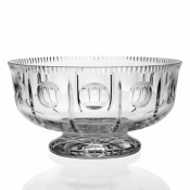 Harlequine Footed Bowl - 12""