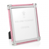 William Yeoward Shagreen Pink Frame - 8 x 10