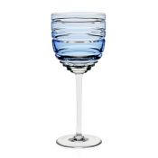 William Yeoward Marina Goblet - Blue