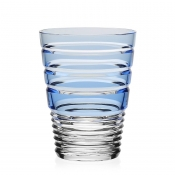 William Yeoward Marina Double Old Fashion Tumbler - Blue