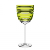 William Yeoward Marina Wine Glass - Green