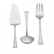 Waterford Kilbarry 3-Piece Serving Set