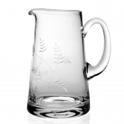 Country Pitchers & Jugs Wisteria Pitcher (Straight Sided) - 8""