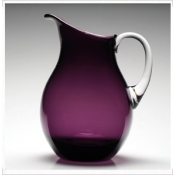Country Pitchers & Jugs Amethyst Water Pitcher - 3 Pint