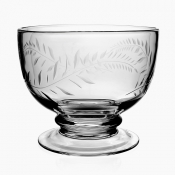 William Yeoward Jasmine Footed Serving Bowl - 9.5""