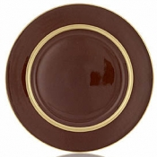 Rosemoor Chocolate Charger