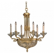 Waterford Beaumont Chandelier - 9 Arm