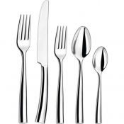 Silhouette Stainless 5 Piece Place Setting