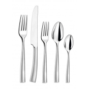 Silhouette Satin 5 Piece Place Setting
