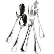 Vendome Stainless 5 Piece Place Setting