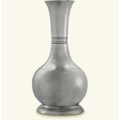Match Pewter Long Neck Vase