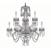 Waterford Cranmore Chandelier - 9 Arm