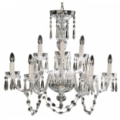 Waterford Lismore Chandelier - 9 Arm