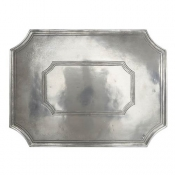 Match Pewter Octagonal Placemat