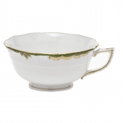 Herend Princess Victoria - Dark Green Tea Cup (only)
