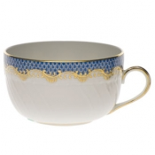 Fishscale Blue Canton Cup