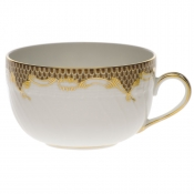 Fishscale Brown Canton Cup