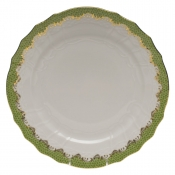 Herend Fishscale Evergreen Service Plate