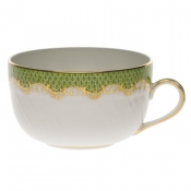 Herend Fishscale Evergreen Canton Cup