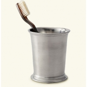 Match Pewter Lugano Toothbrush Cup