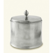 Match Pewter Cannister - Small