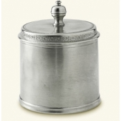 Match Pewter Cannister - Medium