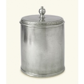 Match Pewter Canister - Large