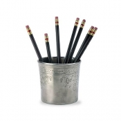 Match Pewter Engraved Pencil Cup