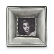Match Pewter Como Square Frame - Small - 2.1""