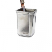 Match Pewter Dolomiti Toothbrush Cup