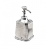 Match Pewter Dolomiti Soap Dispenser