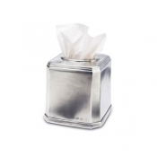 Match Pewter Dolomiti Tissue Box