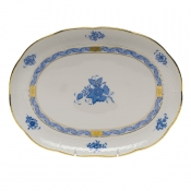 Chinese Bouquet Blue TRAY