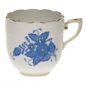 Chinese Bouquet Blue AFTER DINNER CUP