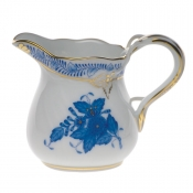Chinese Bouquet Blue CREAMER  (1.5 OZ)